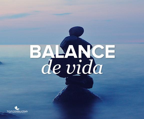 Balance de la vida